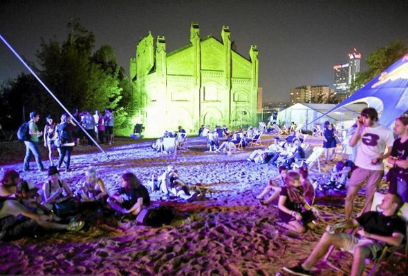 15 летних фестивалей в Европе, где музыка — не самое главное. Изображение № 143.