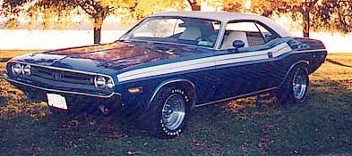 Dodge Challenger 1970–1974. Изображение № 4.