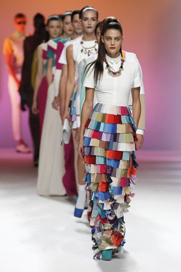 Madrid Fashion Week SS 2012: Davidelfin. Изображение № 30.