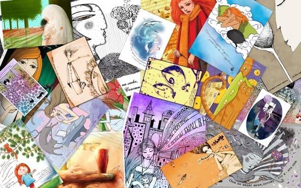 Проекты Таис Золотковской: проза&открытки. Изображение № 18.