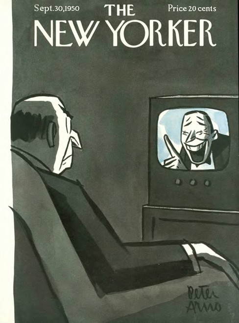 Обложки TheNew Yorker. Изображение № 26.
