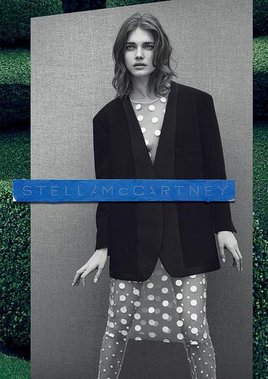 Кампания: Наталья Водянова для Stella McCartney FW 2011. Изображение № 5.