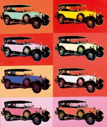 Автомобиль как искусство. Энди Уорхол. Изображение № 3.