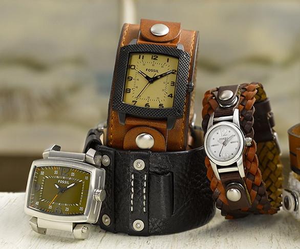 Изображение 83. Коллекция часов Fossil, дизайн Philippe Starck.. Изображение № 3.