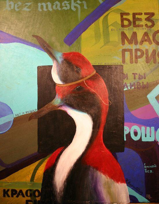Птицы Мацкявичуса. Изображение № 10.
