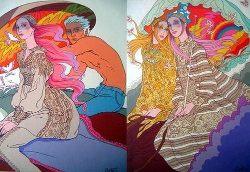 Antonio Lopez - легендарный fashion-иллюстратор. Изображение № 11.