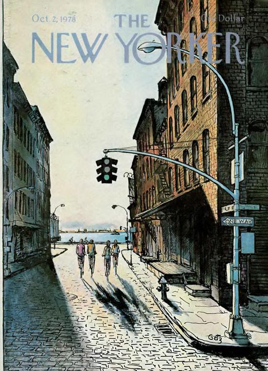 Обложки TheNew Yorker. Изображение № 54.