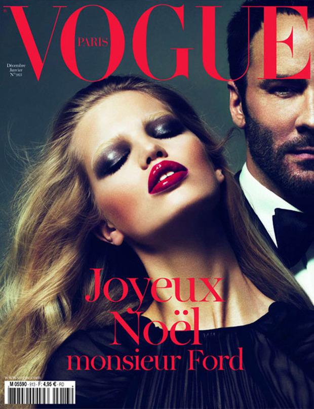 Vogue больше не работает с моделями младше 16 лет. Изображение № 2.