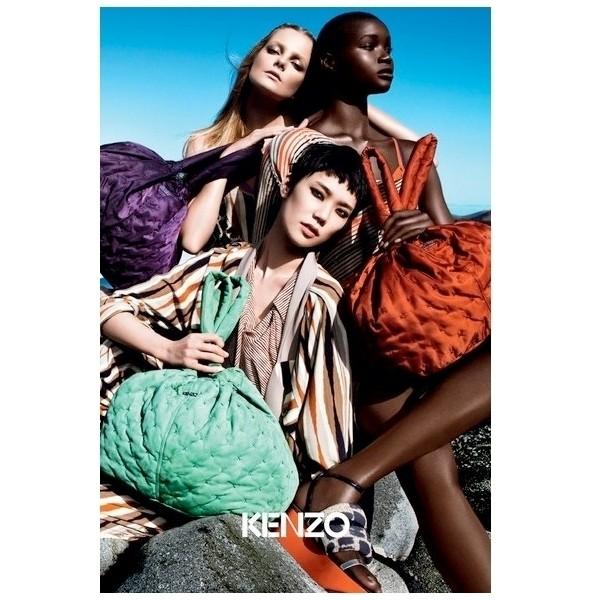 Изображение 41. Рекламные кампании: Calvin Klein White Label, Enrico Coveri и Kenzo.. Изображение № 41.