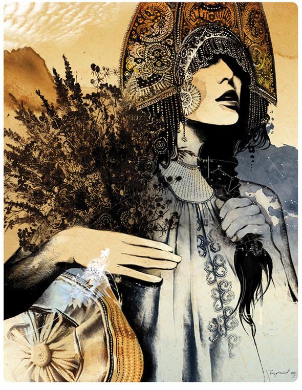 Иллюстрации для журнала и сайта «Сноб». Изображение № 11.
