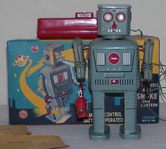 Ретро роботы. Изображение № 3.