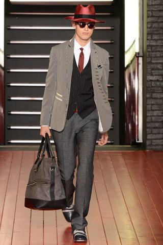 Неделя мужской моды в Милане: День 1. Изображение № 35.