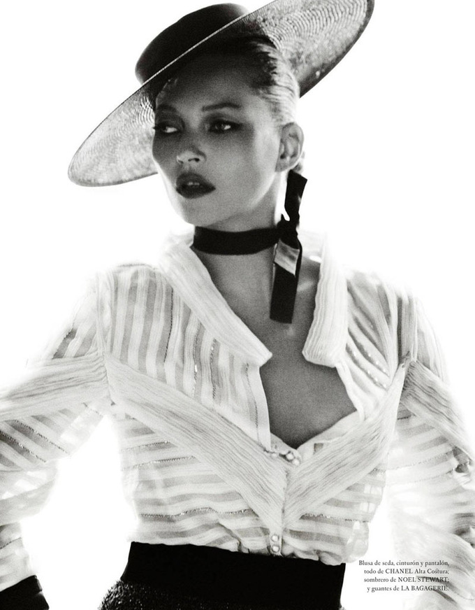 Numero, Vogue и другие журналы опубликовали новые съемки. Изображение № 31.