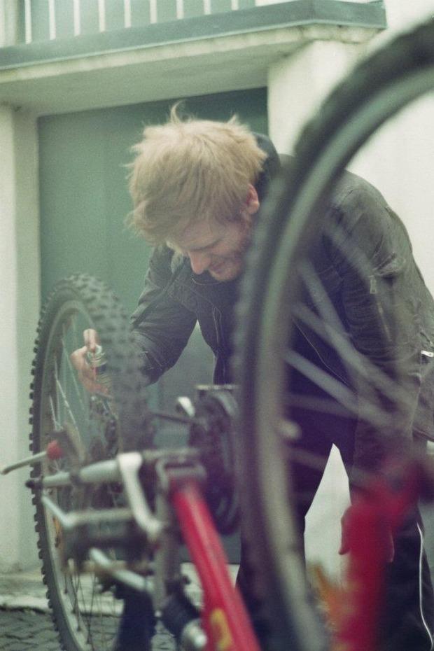 Прогулки с Зенитом: Мой друг - велосипед. Изображение № 8.