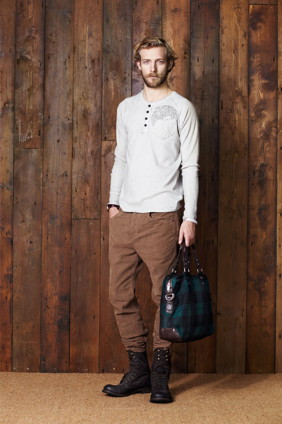 Ben Sherman Lookbook AW11. Изображение № 16.