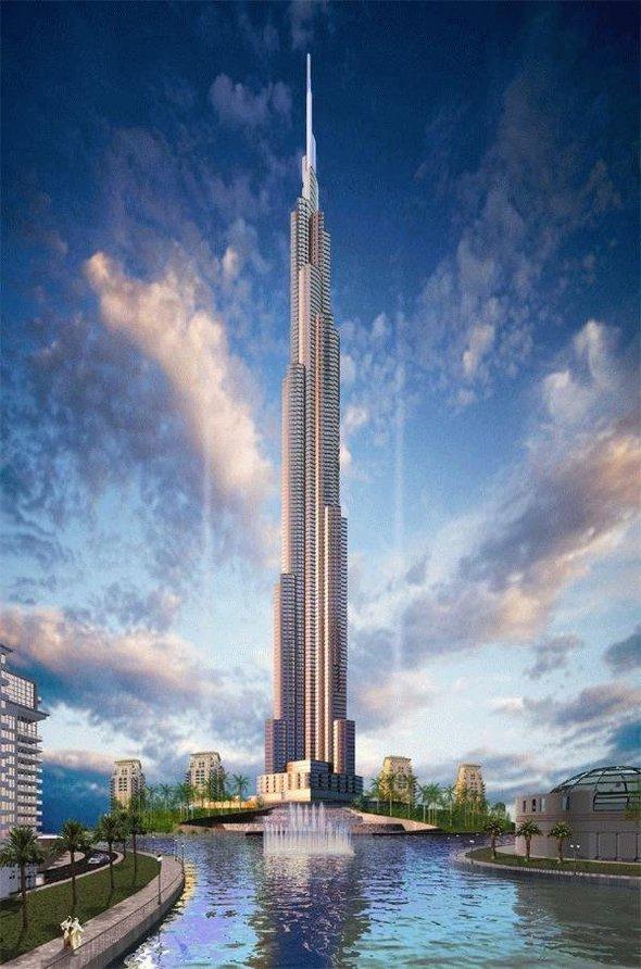 Старый новый Дубай. Изображение № 1.