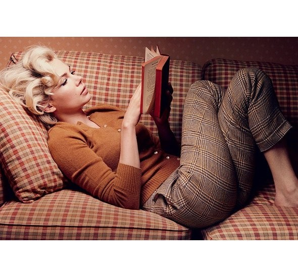 15 съёмок, посвящённых Мэрилин Монро. Изображение № 103.