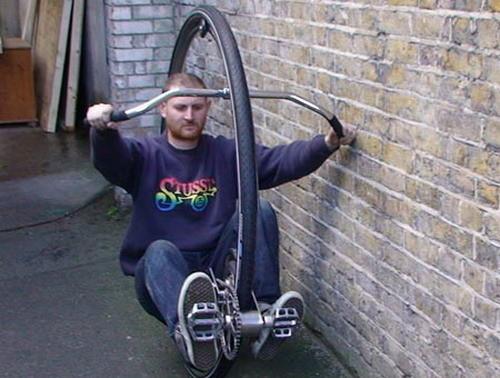 Monowheel. Изображение № 1.