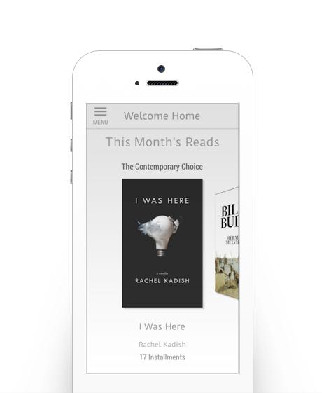 Как приложение Rooster возвращает нам время на чтение. Изображение № 5.