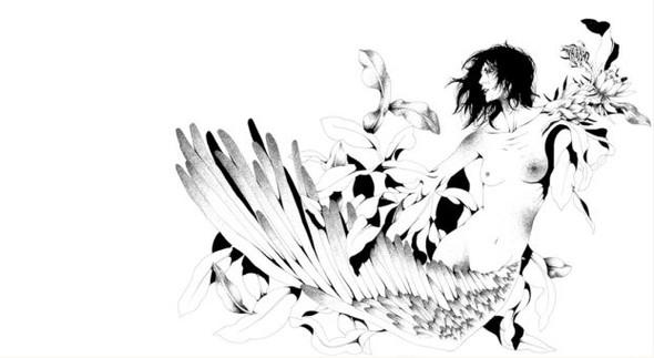 Katsuta Mako – черно-белая грация. Изображение № 7.