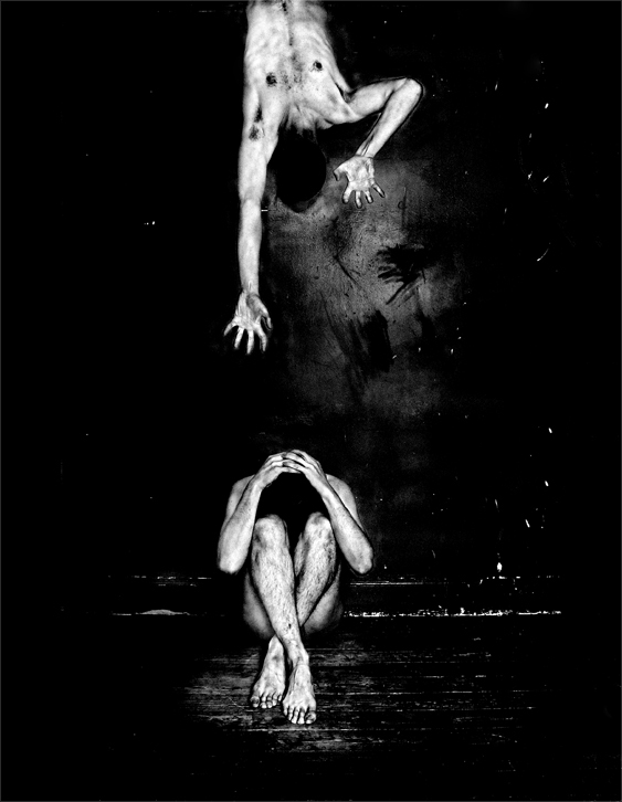 Экспрессивная депрессия Quentin Lenw'а. Изображение № 11.