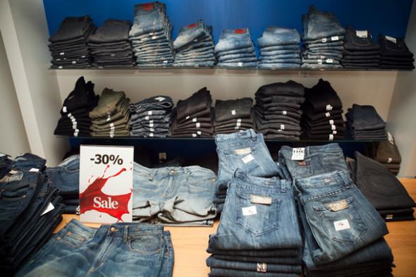Джинсомания: обзор зоны Denim Fashion в ЦУМе. Изображение № 46.