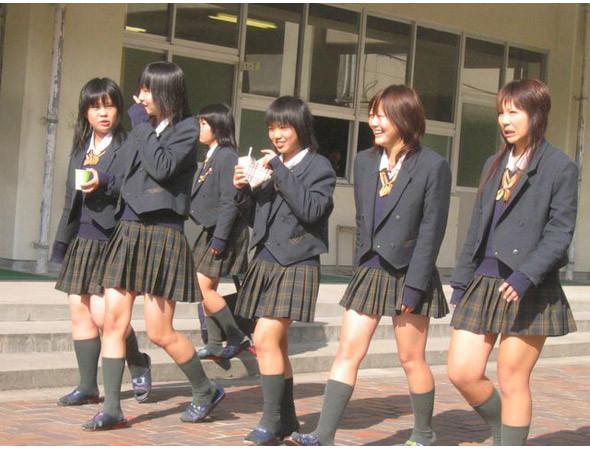 Школьная форма в Японии. Изображение № 27.
