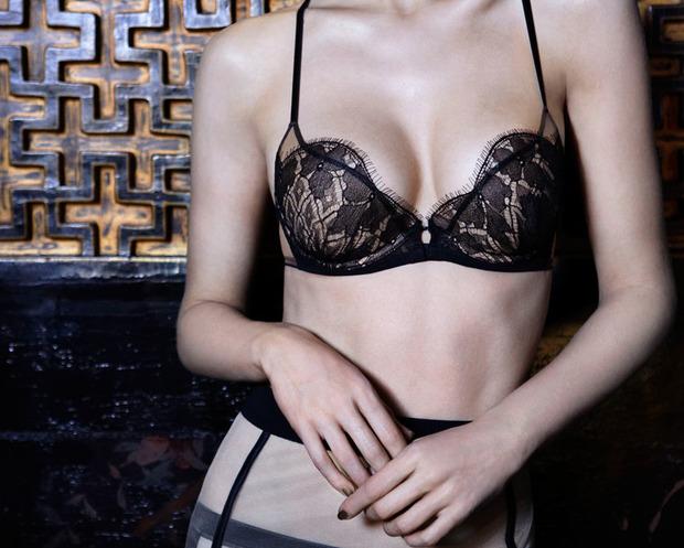 Лукбук осенне-зимней кампании бренда нижнего белья La Perla. Изображение № 13.