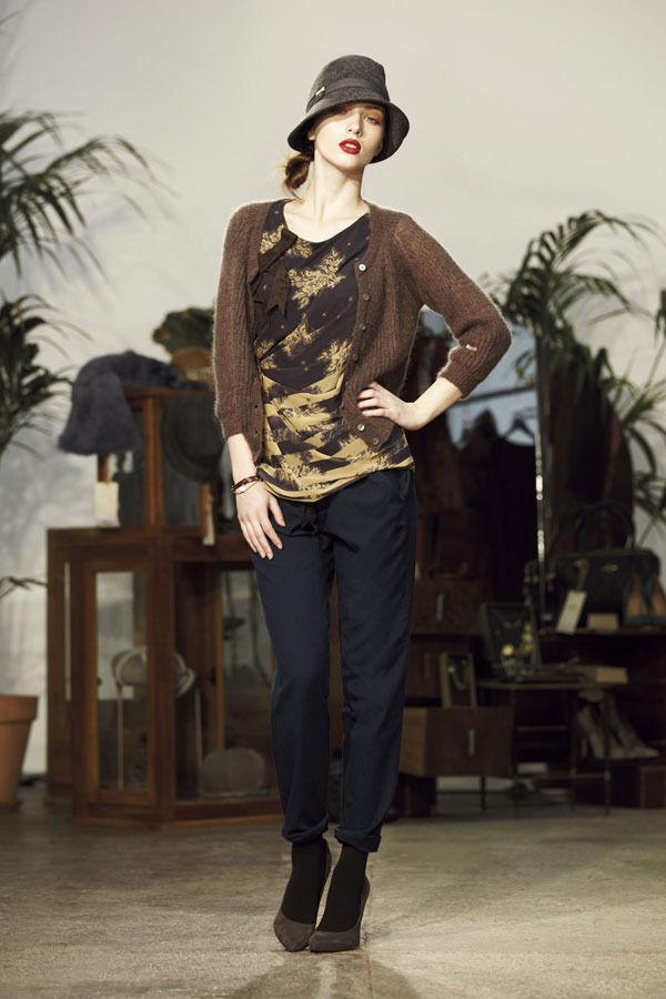 Ретро всегда в моде. Aniye By, осень-зима 2012/13. Изображение № 16.