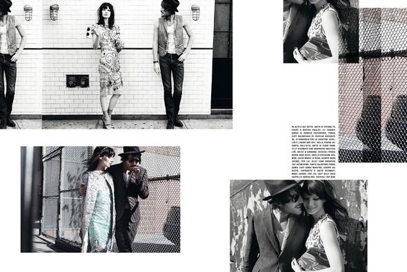 Съёмка: Кверелле Янсен для Vogue. Изображение № 10.