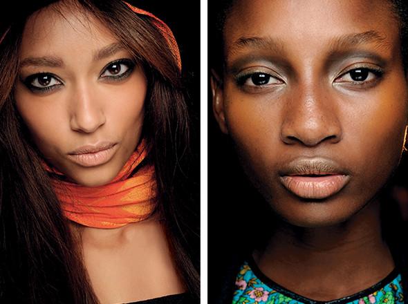 Изображение 5. Красная стрела: тенденции макияжа SS 2011.. Изображение № 15.