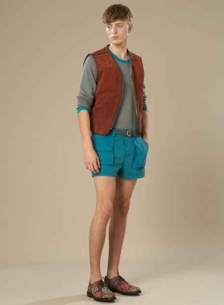 Мужские лукбуки: Louis Vuitton, Adidas и другие. Изображение № 48.
