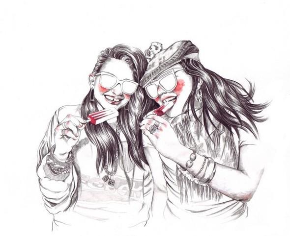 Иллюстратор Esra Roise. Изображение № 20.