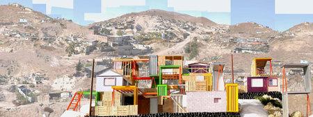 Архитектура вчерте бедности. Изображение № 1.