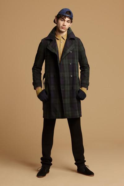 Мужские лукбуки: Barneys, Dior Homme, Opening Ceremony и Pierre Balmain. Изображение № 51.
