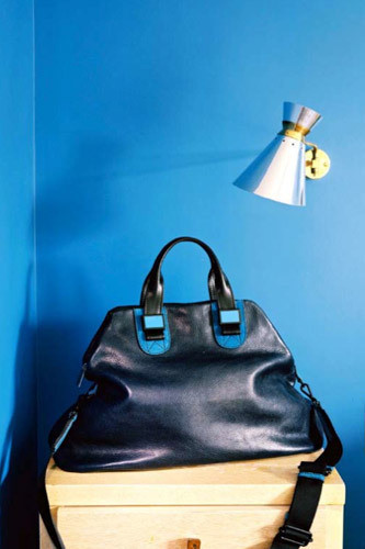 Изображение 38. Лукбуки: Coach, Meredith Wendell и Yves Saint Laurent.. Изображение № 38.
