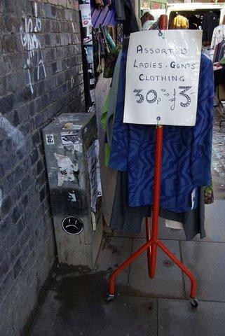 Лучшие триточки свинтажной одеждой вЛондоне. Изображение № 2.