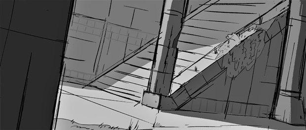 Анимация дня: фэнтезийный ролик про любовь и побег. Изображение № 26.