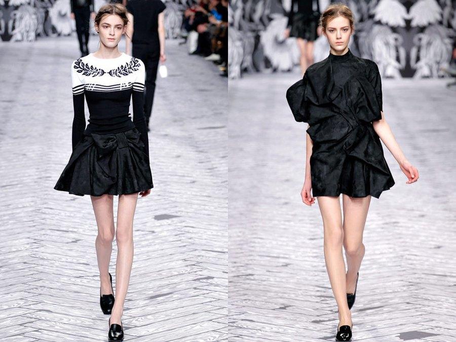 Неделя моды в Париже: Дни 5 и 6. Изображение № 33.