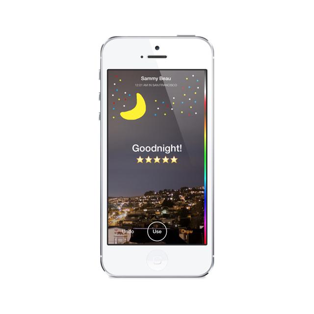 Разработчики Facebook выпустили аналог Snapchat . Изображение № 3.