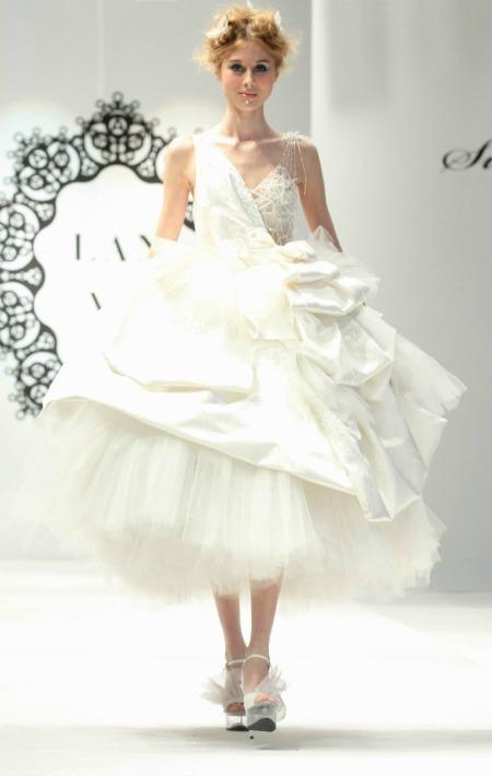 Идеальные свадебные платья. Изображение № 5.