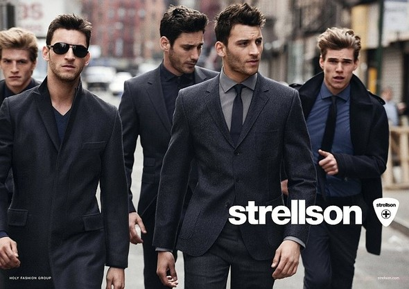 Кампания: Strellson Осень / Зима 2011 - 2012. Изображение № 1.