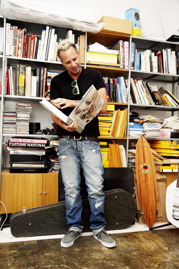 Редакция журнала Nylon вНью-Йорке. Изображение № 6.