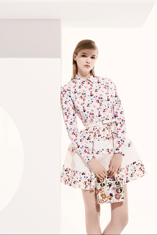 Коллекции Resort 2013: Christian Dior, Louis Vuitton, Marios Schwab и другие. Изображение № 7.