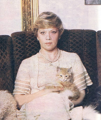 Коты и их знаменитости. Изображение № 2.