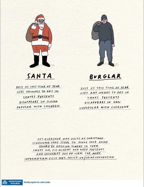 Новогоднее - Рождественский креатив в рекламе. Изображение № 46.