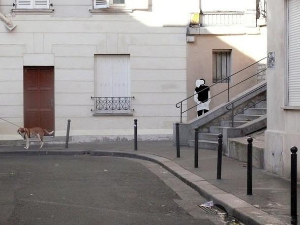 Изображение 6. Близость на улице Claire Streetart.. Изображение № 6.