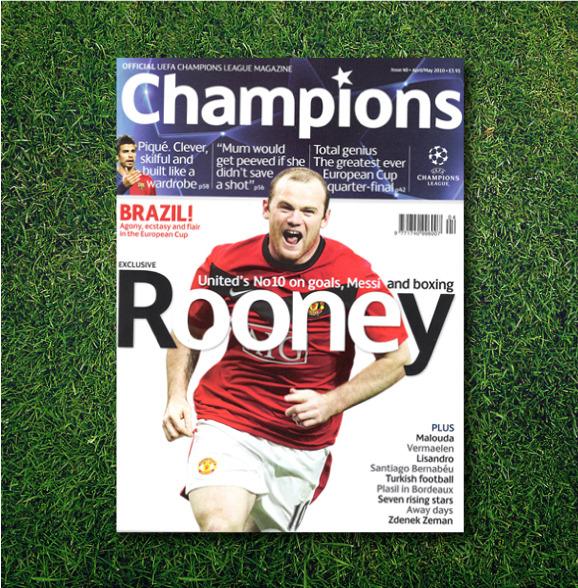 Заметки на полях: Журналы о футболе, которые на самом деле интересно читать. Изображение №30.