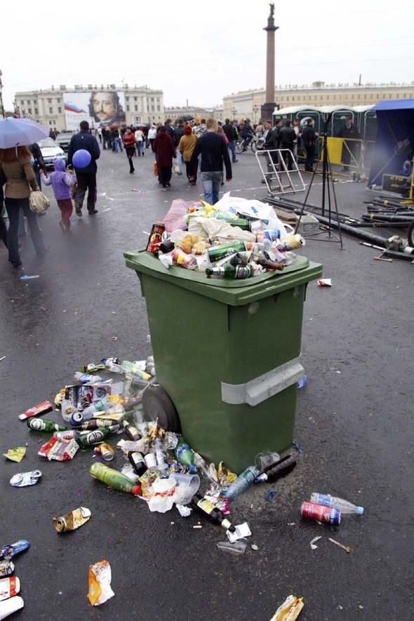 Хватит мусорить!. Изображение № 16.