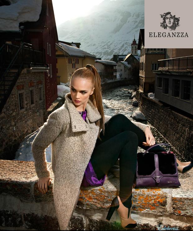 Лукбук ELEGANZZA FW - 2012-2013 . Изображение № 2.